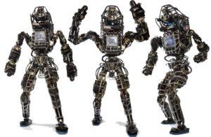 The Atlas robot, by Boston Dynamics