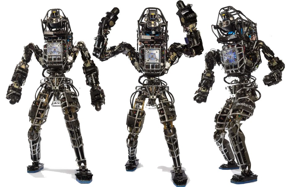 The Atlas robot, by Boston Dynamics