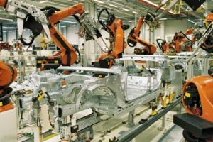 china industrial robots