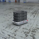 Clearpath Robotics adds small self-driving vehicle to its logistics product line
