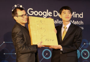 demis hassabis and lee seedol