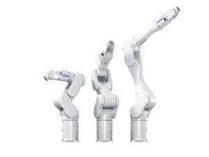 Epson's new C8 series of industrial robots