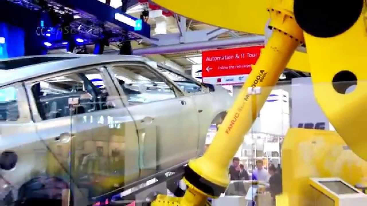 fanuc industrial robot
