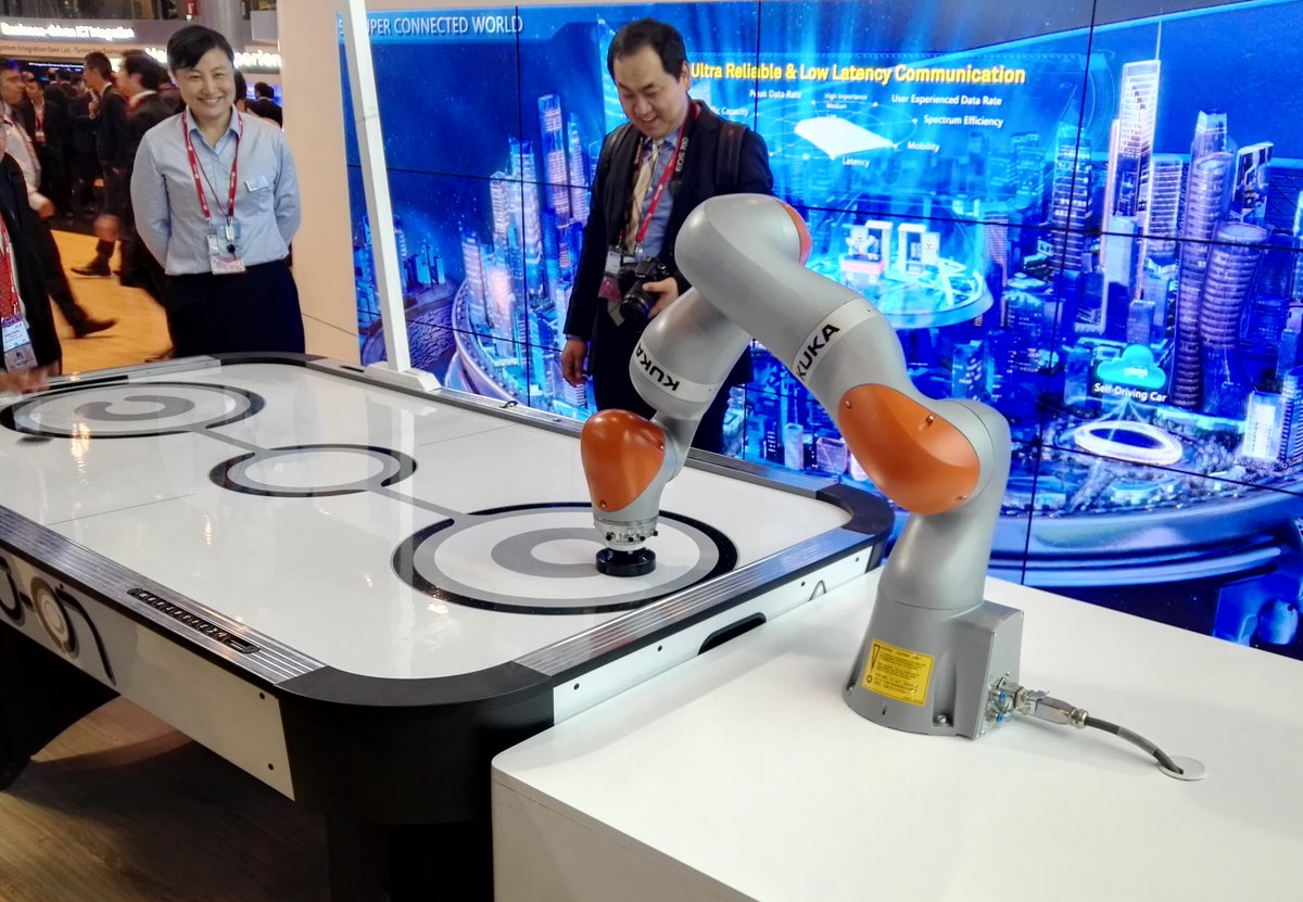 Kuka to build global deep learning AI network for industrial robots