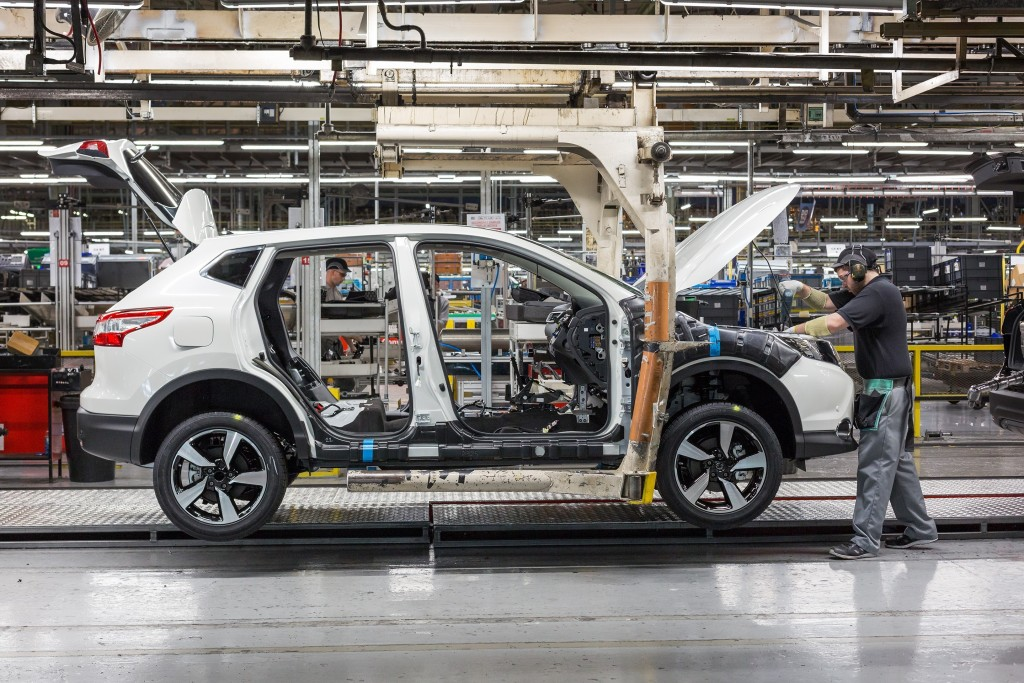 The Nissan Qashqai will have self-driving features from next year