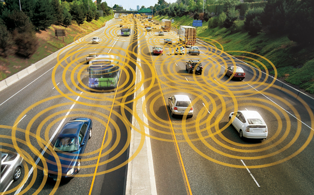 Harman and NXP to demonstrate secure vehicle-to-x communication technology