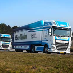'Platoons' of autonomous trucks set for European roads