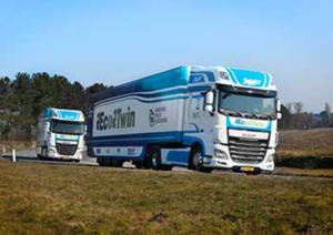 daf trucks, nxp, ricardo, tno