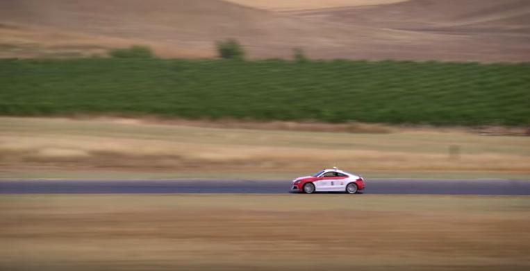 Stanford University's autonomous car