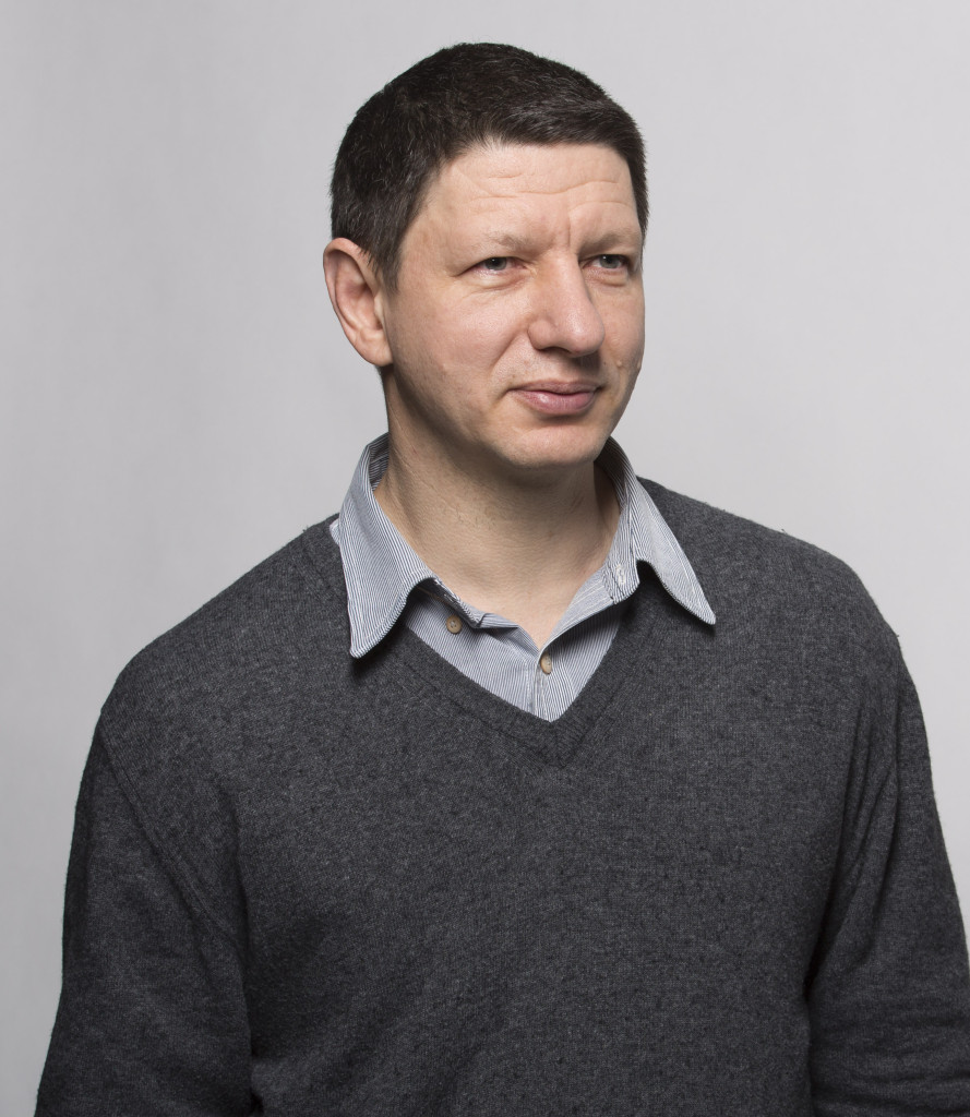 Alexander Khaytin, chief operating officer, Yandex Data Factory