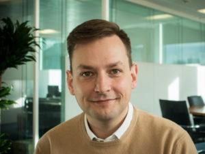 Dave Palmer, Director of Technology at Darktrace