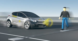 Euro NCAP is currently testing autonomous braking systems to see how they would deal with human subjects