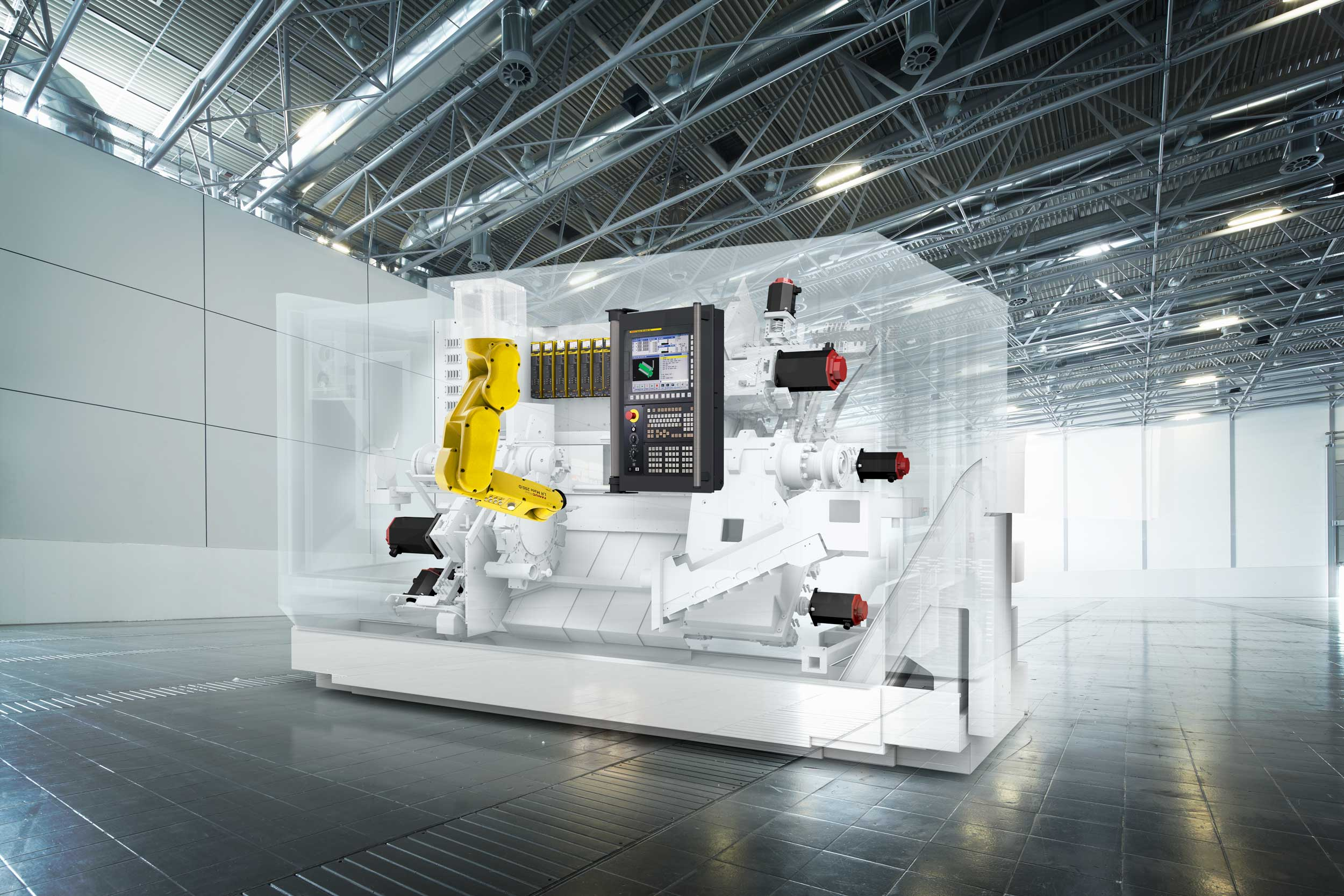 Fanuc developing industrial internet of everything