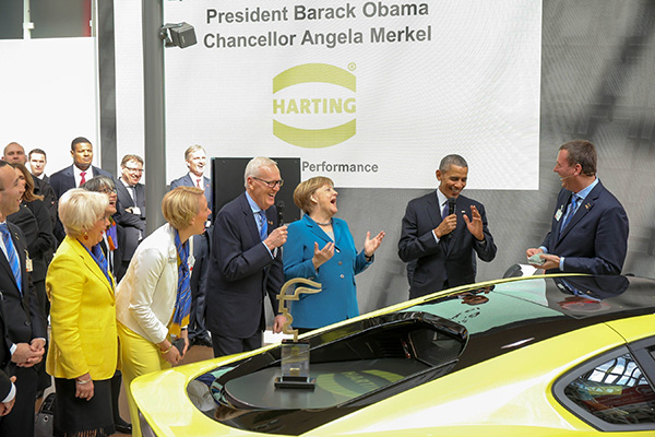 harting obama merkel hannover messe