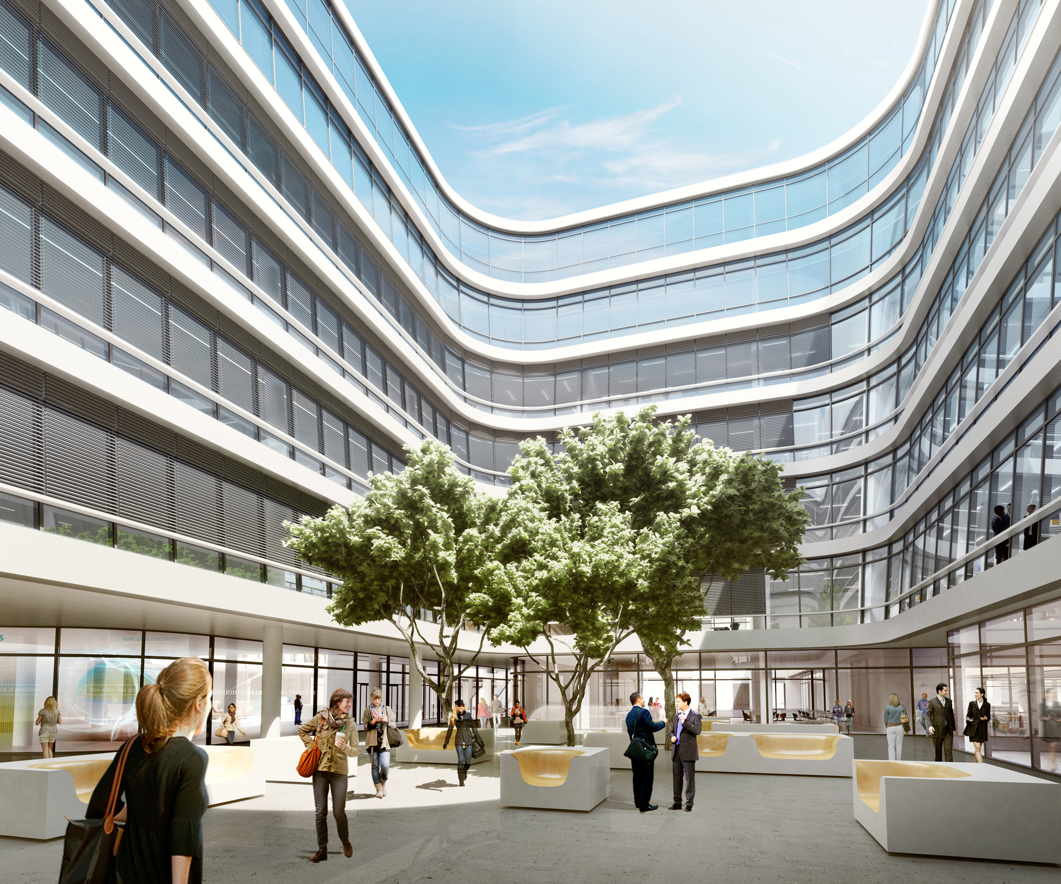 Siemens completes gargantuan business process automation project