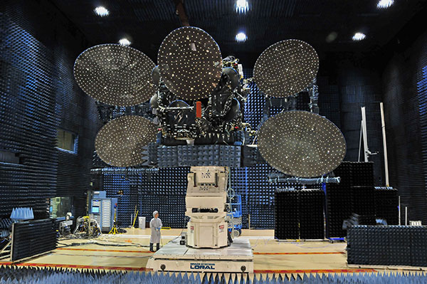 Telesat awards SSL contract to build Ka-band satellite for global LEO constellation