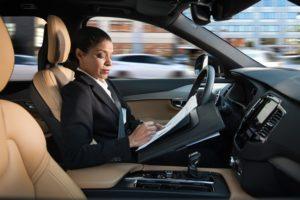 volvo, driverless cars, china