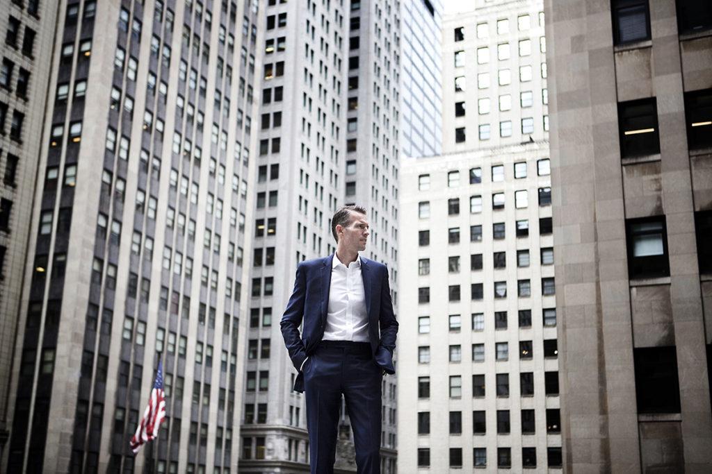Dennis Mortensen, CEO, x.ai,