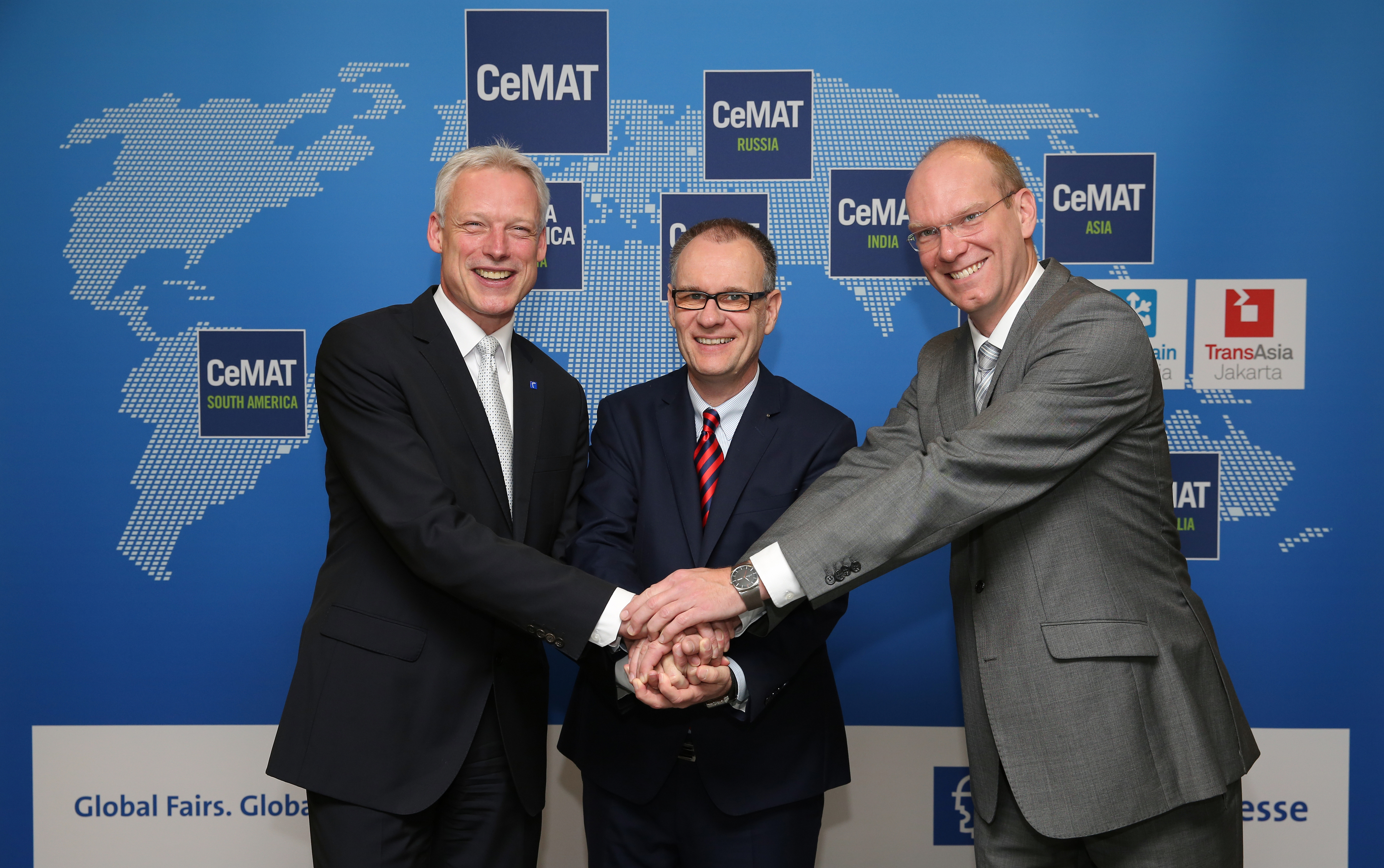 CeMAT to be co-staged with Hannover Messe