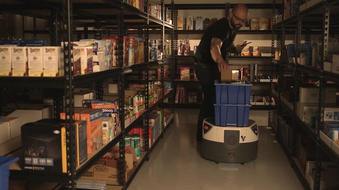 fetch freight robot