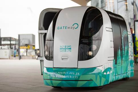 UK's first driverless car trials invites public to register
