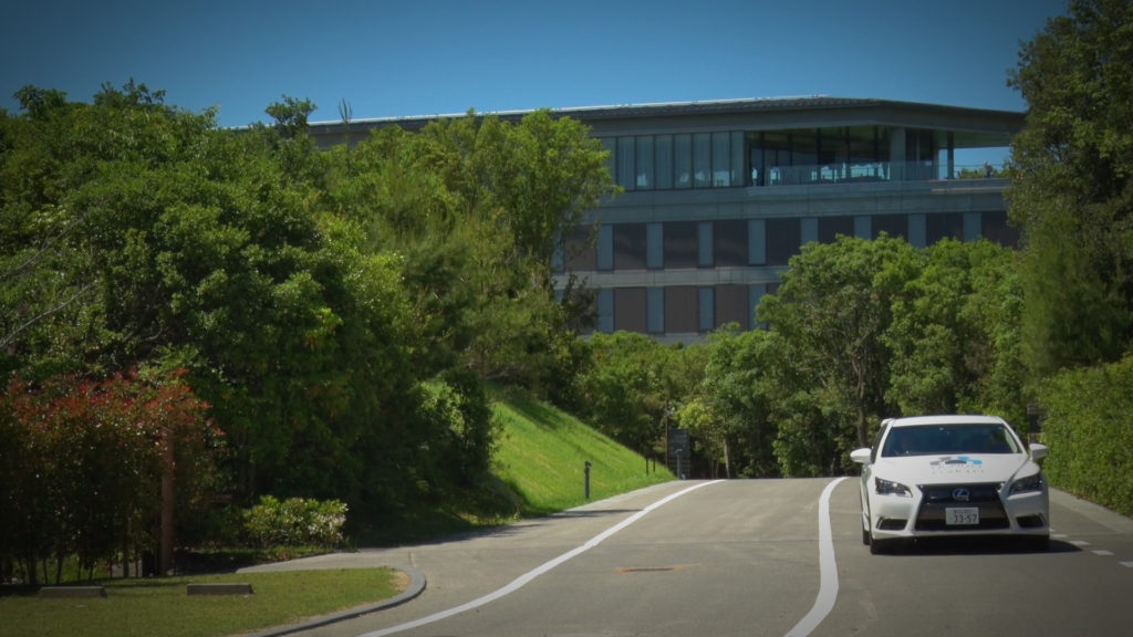 Toyota showcases new autonomous driving system at G7