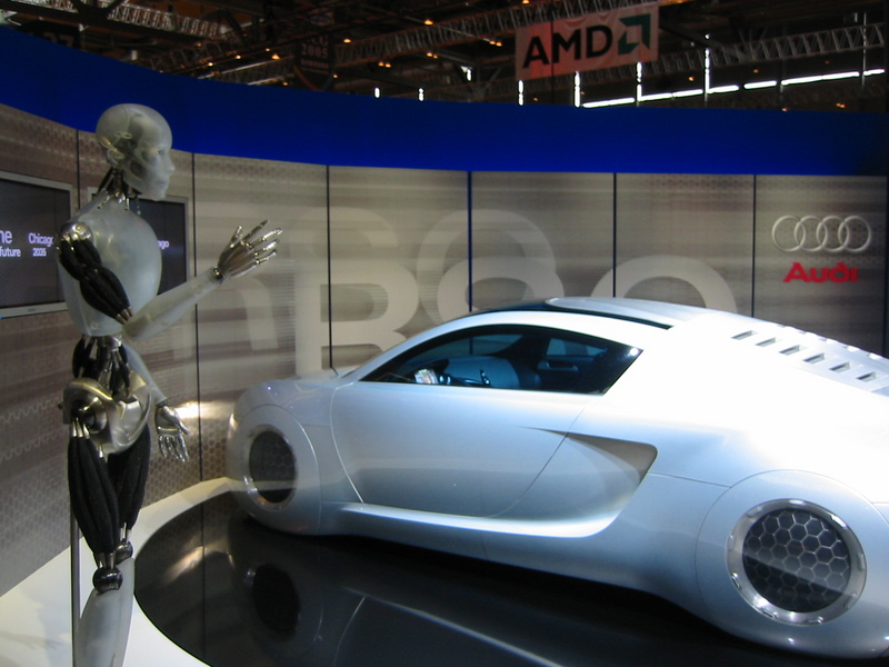 Conference to discuss robotics and automation in automotive industry