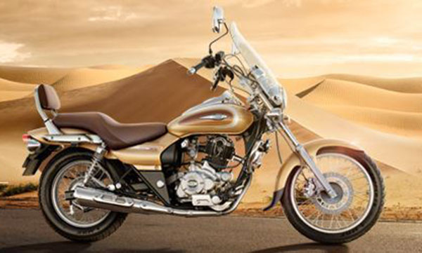 bajaj auto motorcycle