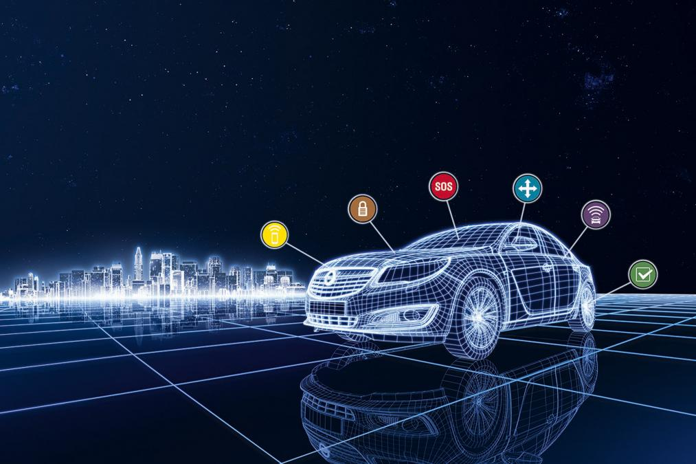 Connecting Cars To Big Data Seems The Only Way Forward