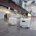 Tokyo airport employs Cyberdyne cleaning robots