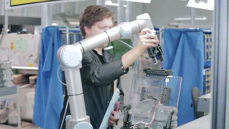 robotiq cobot pic