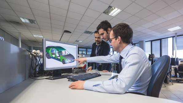 Maserati relies on PLM software
