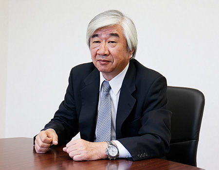 Yoneharu Fukushima, COO of Epson's Robotics Solutions Operations Division