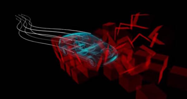 Roke demonstrates '3D' black box technology for vehicles