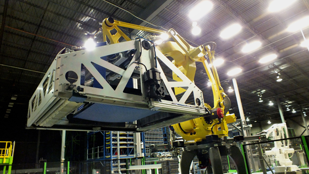 Rapid growth of online orders welcomes robotics technology, says Axium