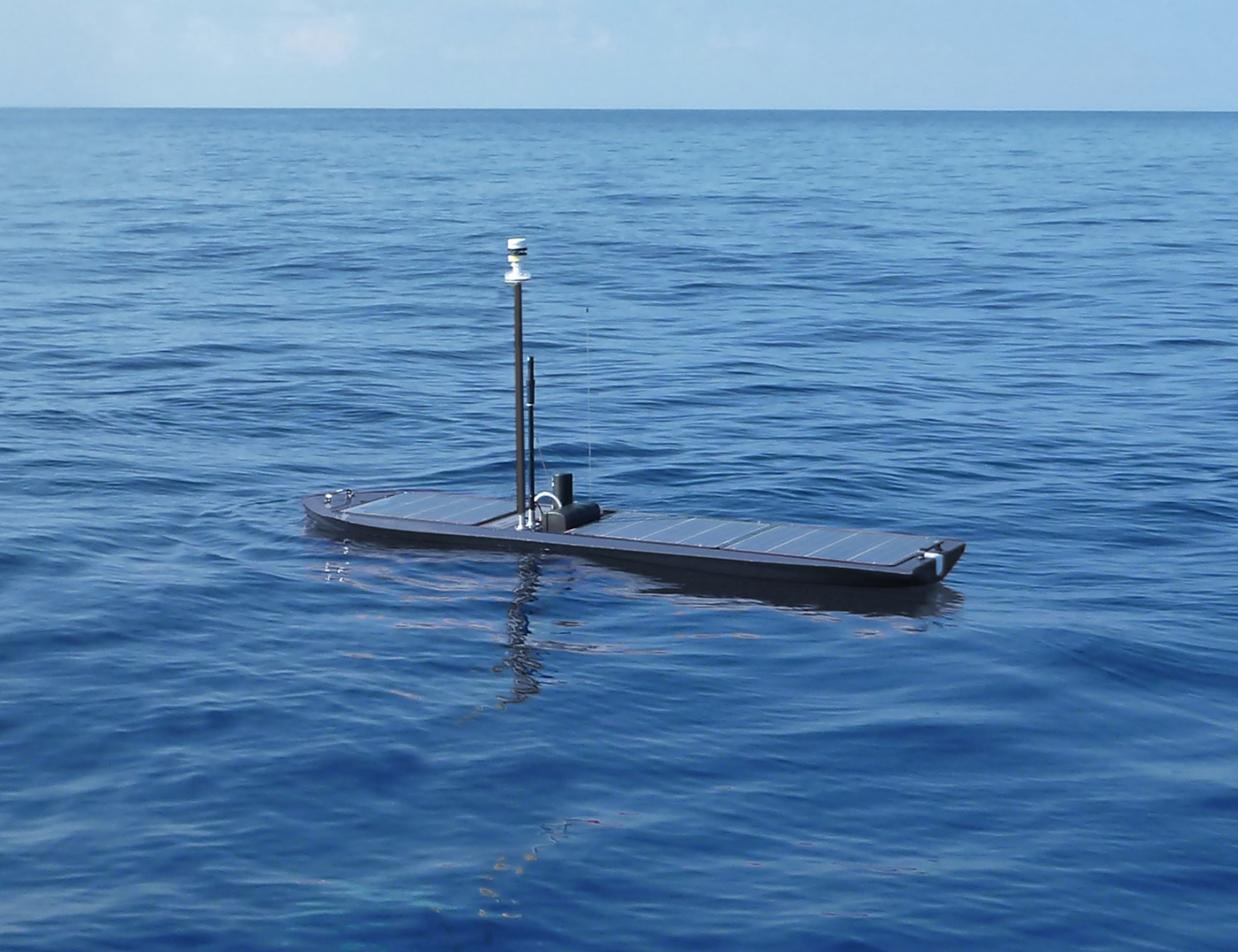Liquid Robotics ocean robot swims 3,000 miles to protect fish in Hawaii