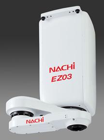 Nachi-Fujikoshi launches 'new category' of robot