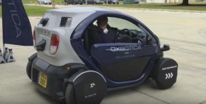 oxbotica driverless car software