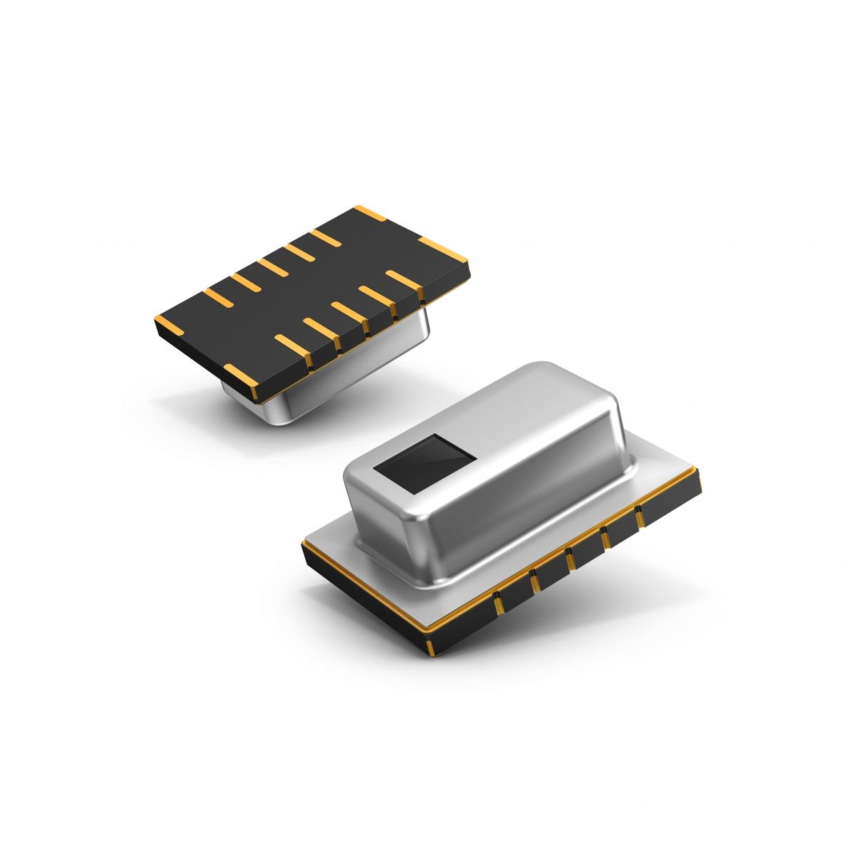 Panasonic releases 'improved' Grid-Eye infrared array sensors