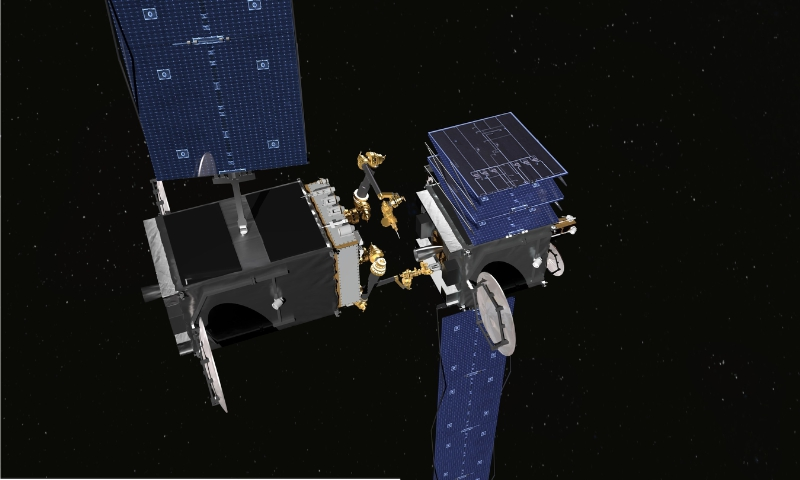 SSL to provide robotic arms to Darpa for satellite servicing