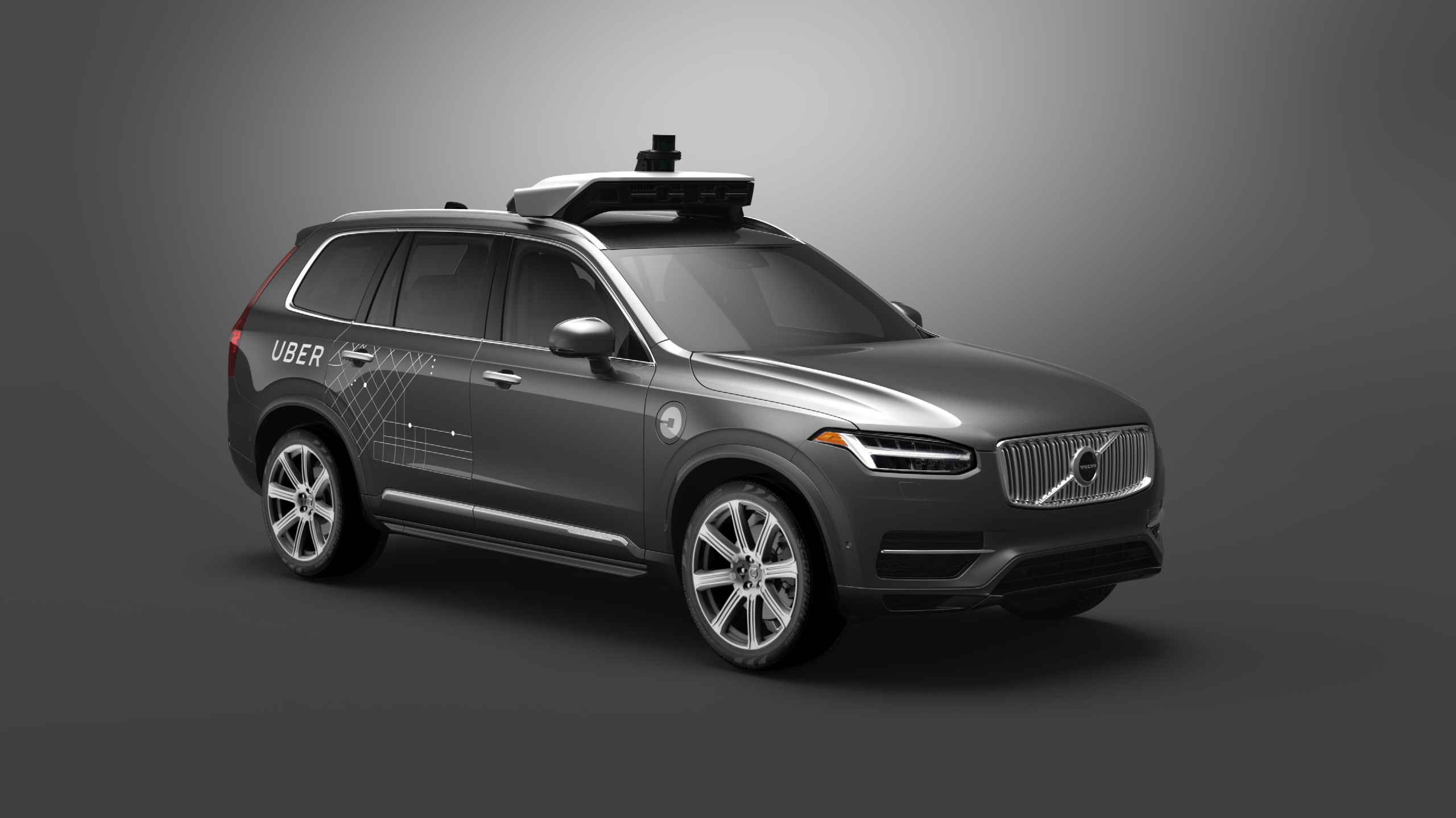 Volvo and Uber join forces to develop autonomous driving cars