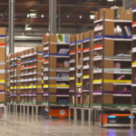 Amazon to open logistics centre filled with robot workers