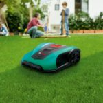 Bosch lets out its new robotic lawn mower