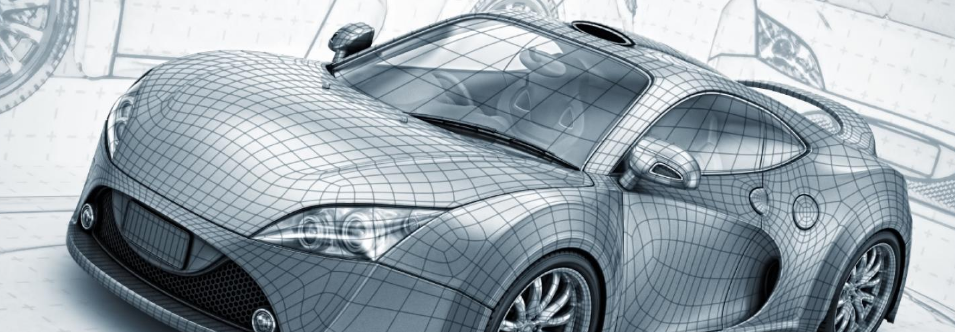car design mesh