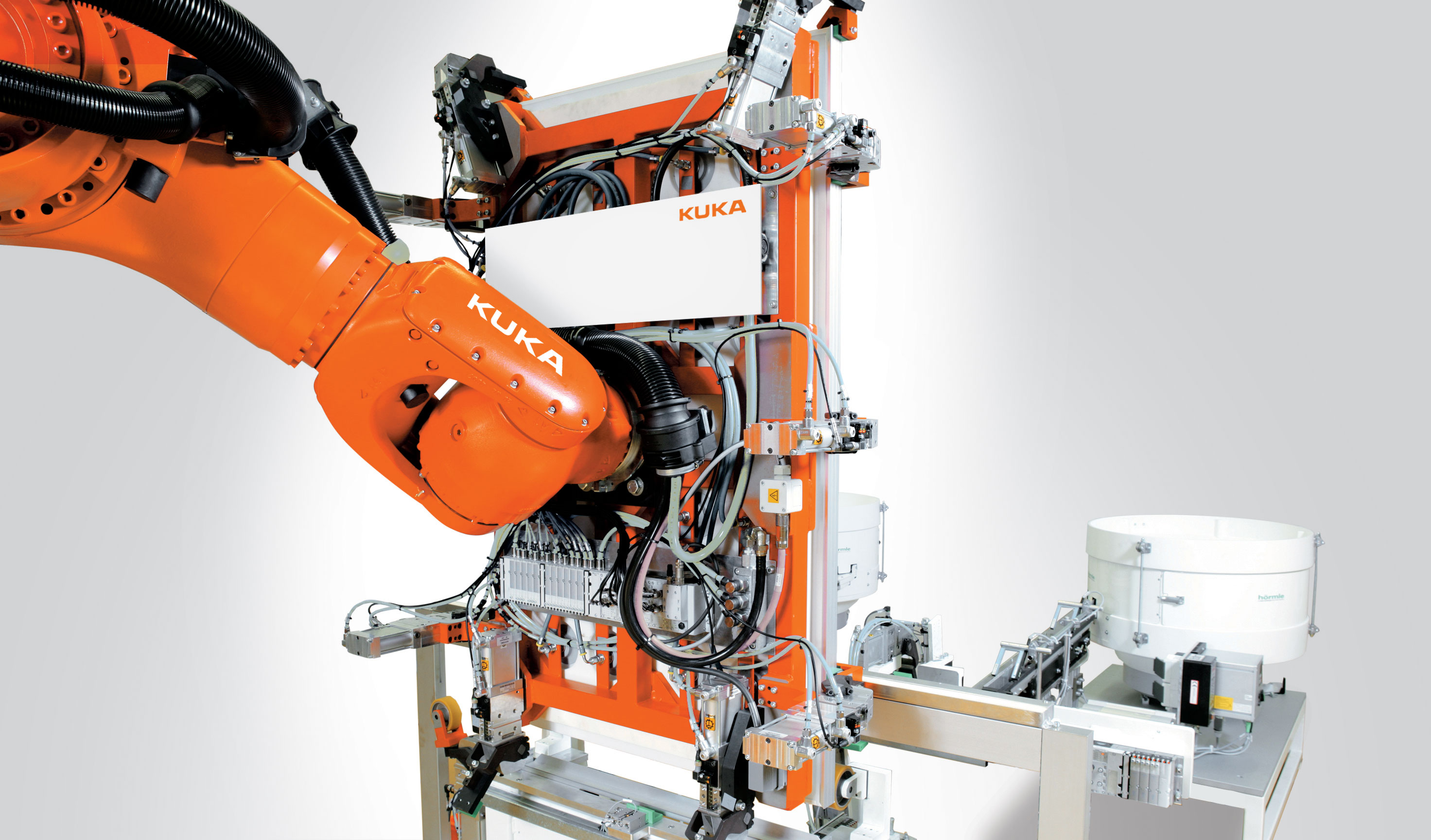 Kuka reports record orders