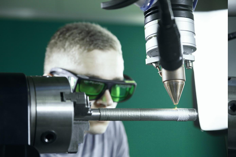 or lasertechnolgie