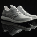 Adidas reveals 'first' robot-manufactured shoes