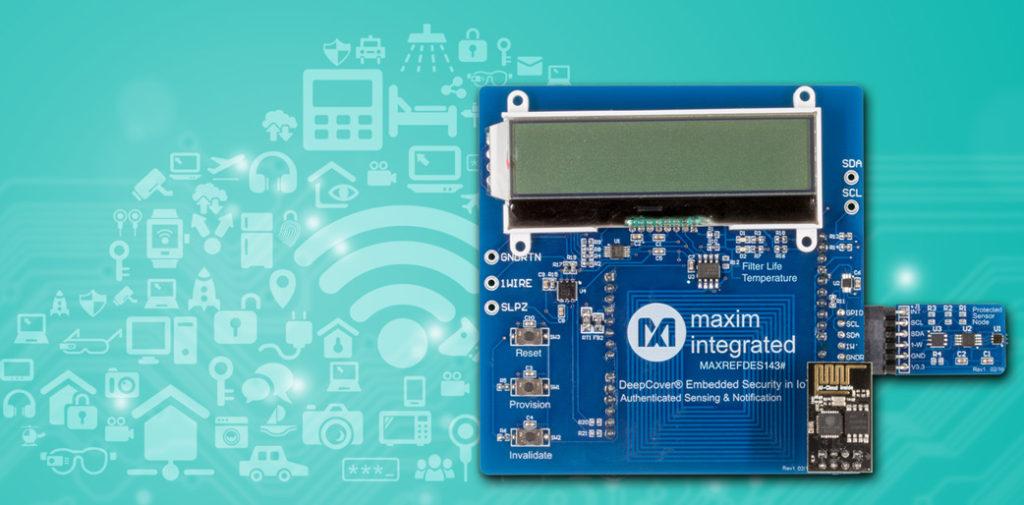 maxim integrated MAXREFDES143-1