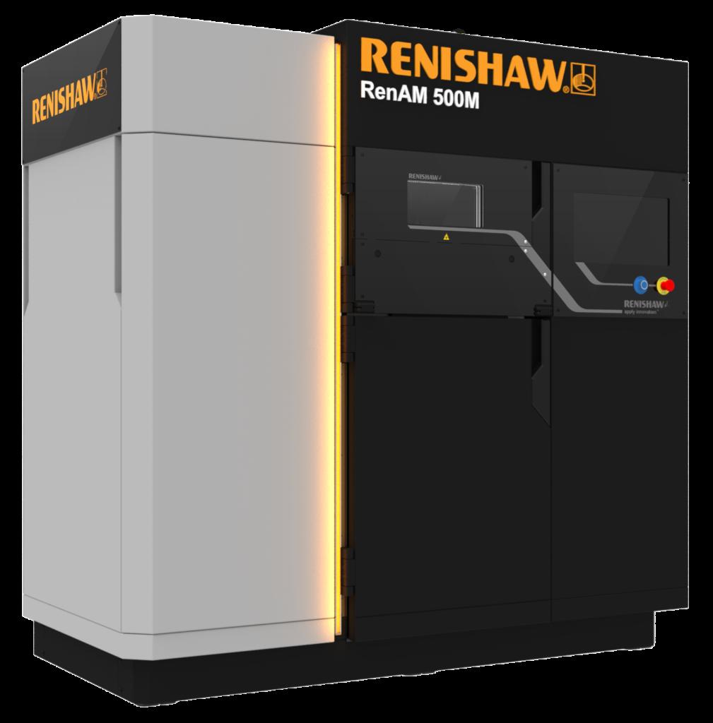 renishaw am 500 3d printing machine