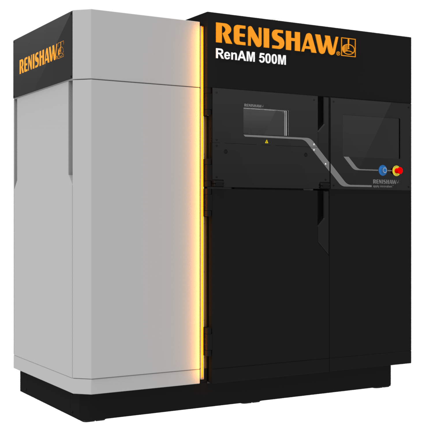 renishaw am 500 3d printing machine